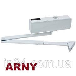 Arny F 6800-3 White доводчик для пластиковой двери
