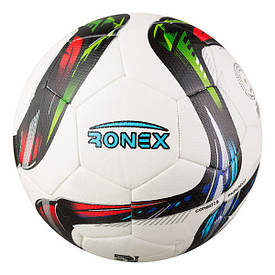 Мяч футбольный гибридный Ronex