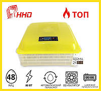 Инкубатор автоматический HHD 48AB