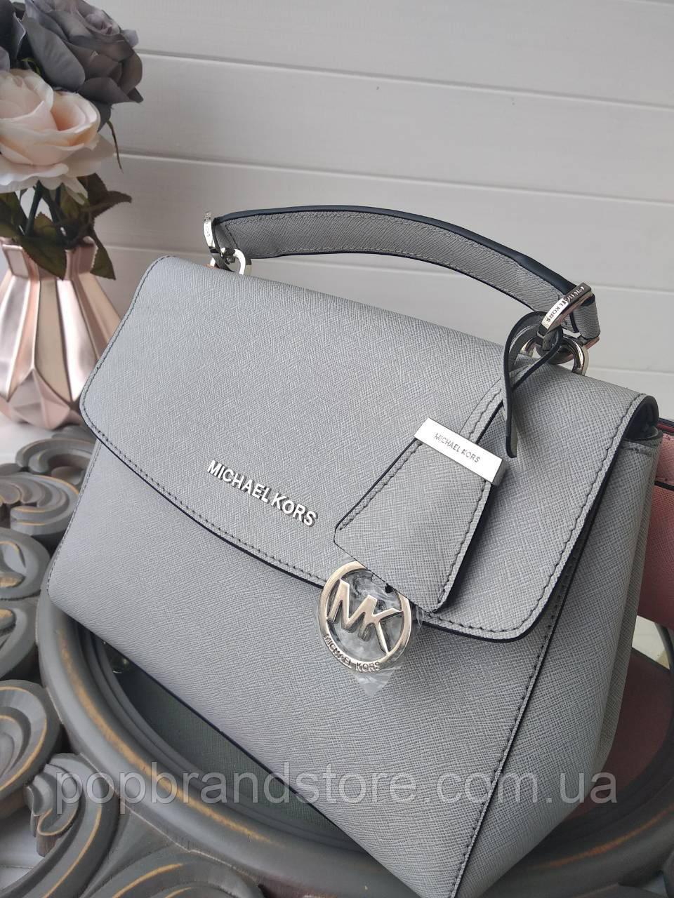 82bbf069a647 Женская сумка через плечо Michael Kors Ava 25 см (реплика) - Pop Brand Store