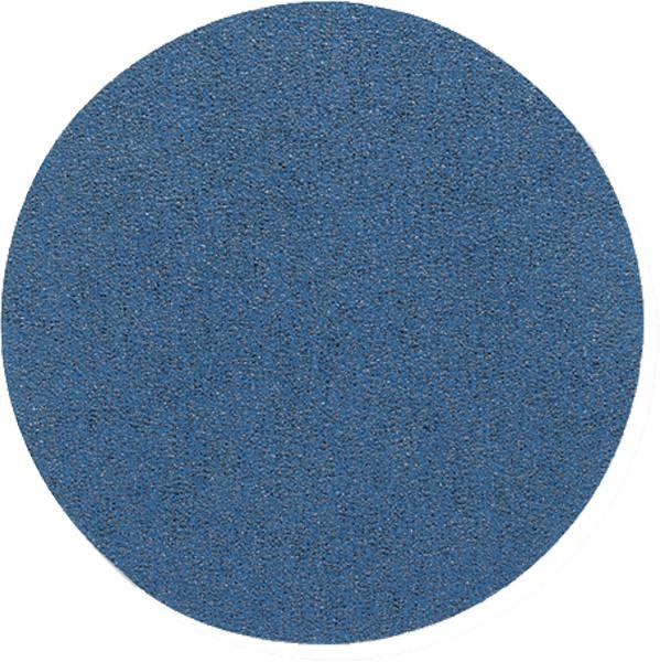 Круг шліфувальний, самозацепной 125мм, PS 21 FK, синій, метал, нержавіюча сталь, P. 40, Klingspor