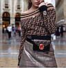Женский стильный свитер  FENDI (2 цвета)