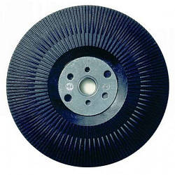Опорный диск для фибры ST 358 A, для грубого шлифования и зачистки, Klingspor