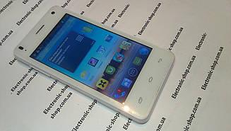Смартфон  fly iq4491 white original б.у
