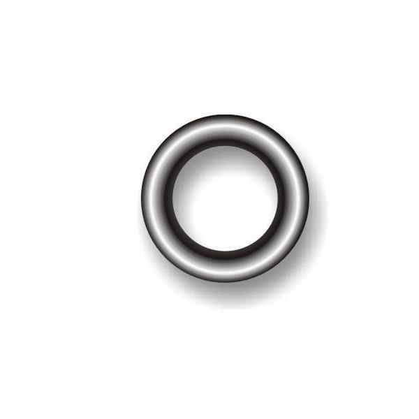 Кольцо резиновое 014-018-25, Донмет