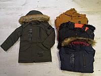 Куртки удлиненные на мальчика Glo-story, в остатке 110,120,130 р, фото 1