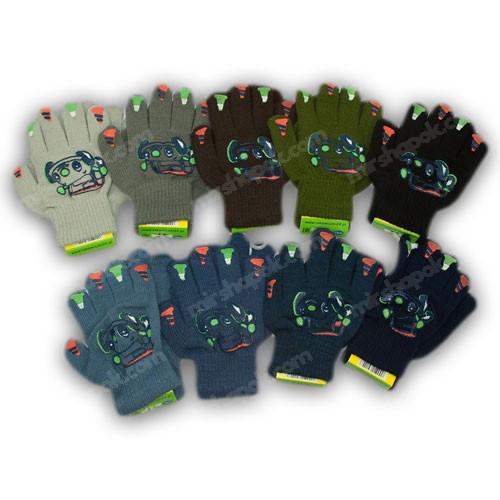 Перчатки детские, р. 13 (2-3 года), производитель Польша