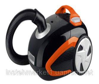 Пылесос мешкового типа GRUNHELM GVC8217O (оранжевый) в интернет-магазине