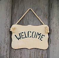 "Табличка на дверь ""WELCOME"", фото 1"