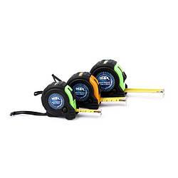 Рулетка измерительная   3м x 16мм, резиновая оправа, Max, MSF316, Xl-Tools