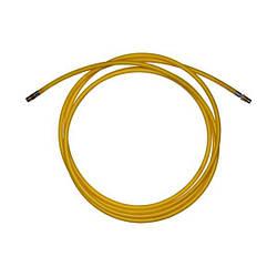Шланг подачи проволоки 4м, под спираль подающую, для сварочніх горелок 401/501, A-Weld