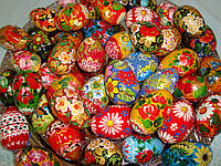 Яйцо пасхальное (расписное)