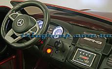 Копия Детский электромобиль Mercedes GLS63, фото 3