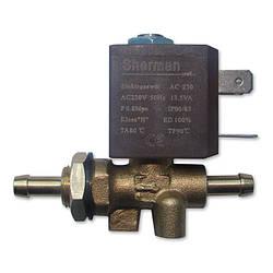 Клапан подачи углекислоты AC230V, Sherman-profi
