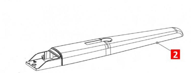 Корпус верх TOONА5 (BMG1595R03.45673)