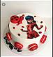 Вафельная картинка Супер Баг и Супер Кот для кексов, фото 3