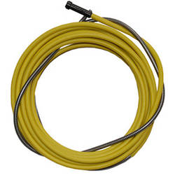 Спіраль подаюча (желтая) 2,5/4,5/540, 124.0044, для проволоки D 1,4 - 1,6 мм (RF 36LC/36, RF 45 с ПДГ 508, MB