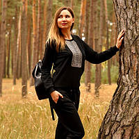 Комбинезон женский с вышивкой, фото 1