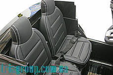 Копия Дитячий електромобіль Mercedes GLS63, фото 2