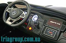 Копия Дитячий електромобіль Mercedes GLS63, фото 3