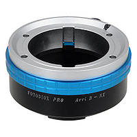 Адаптер Fotodiox Pro для объективов Arri Bayonet (Arri-B) к незеркальным камерам Samsung NX, фото 1