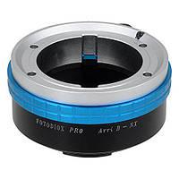Адаптер Fotodiox Pro для объективов Arri Bayonet (Arri-B) к незеркальным камерам Samsung NX