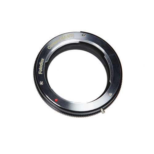 Адаптер Fotodiox Pro для объективов Contax/Yashica (CY) SLR к незеркальным камерам Olympus 4/3