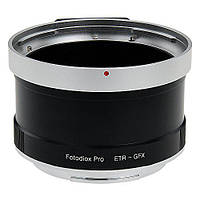 Адаптер и крепление Fotodiox Pro для объектива Bronica ETR SLR к незеркальным камерам Fujifilm GFX, фото 1