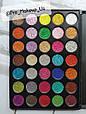 Глиттеры для век Morphe Brushes 35 цветов (G35A), фото 2