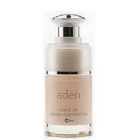 Aden Cream foundation Стойкий тональный крем, фото 1