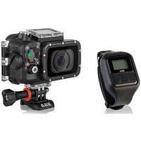 "Спортивная экшин-камера AEE MagiCam S71T plus UltraHD 4K, пульт ДУ, съемный LCD 2"", фото 1"