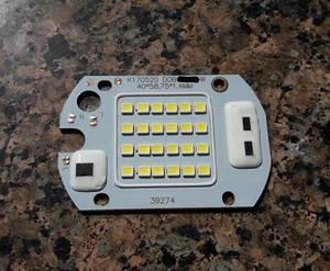Светодиодный модуль. 220V-30W  с встроенным блоком питания. Матрица SMD +IC драйвер