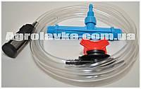 """Инжектор вентури 1/2"""" с всасывающим комплектом (всасывающая способность 3-37 л/ч)"""