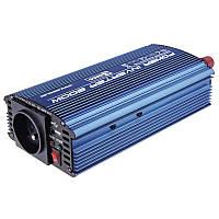 Преобразователь напряжения мощность 600Вт Emos N0033 12V-220 автомобильный инвертор, фото 1