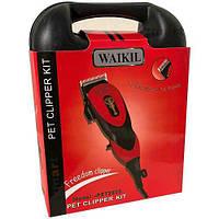Профессиональная машинка для стрижки собак, кошек WAIKIL Pet Clipper Kit