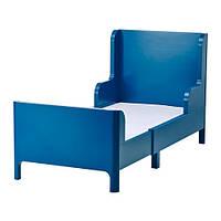 BUSUNGE Раздвижная кровать, классический синий