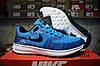 Кроссовки Nike Zoom Blue Синие мужские реплика, фото 4