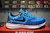 Кроссовки Nike Zoom Blue Синие мужские реплика, фото 2