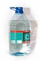 Вода дистильована (5л) пет (4 кг.)