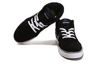 Кеды Nike Suketo Mid Leather FUR(зимние) черные