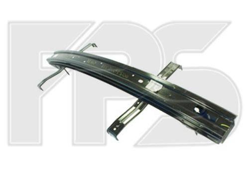 Шина заднего бампера Hyundai Accent (Solaris) Russian type (11-15) (FPS), фото 2