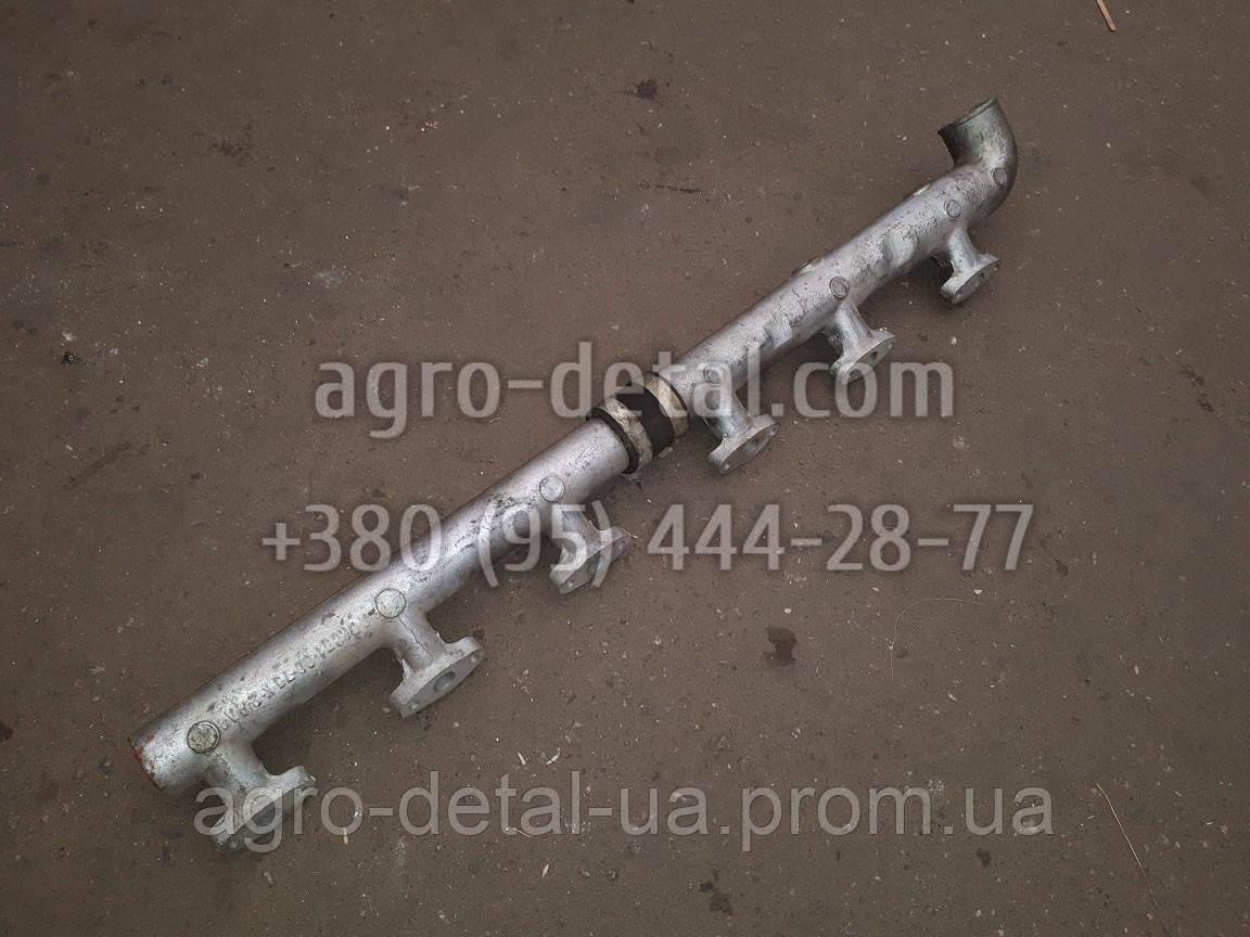 Труба водяная в сборе 31-06С9 системы охлаждения двигателя СМД 31