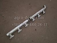 Труба водяная в сборе 31-06С9 системы охлаждения двигателя СМД 31, фото 1
