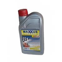 Трансмиссионные масла MAXXUS ATF-A 1L