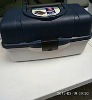 Ящик для инструмента и снастей Aquatech 2703, 3х полочный