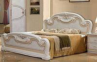 Кровать двуспальная Мартина 180 MiroMark