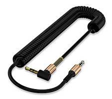 Кутовий кабель Raxfly AUX 3.5 mm