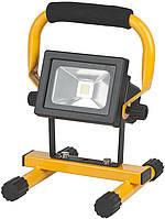 Прожектор светодиодный аккумуляторный ML CA 110; 10 Ватт