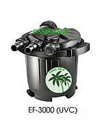 Напорный фильтр для пруда ViaAqua EF-3000UVС