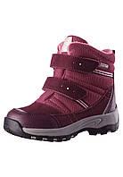Зимние ботинки для девочки Reimatec VISBY 569322-3690. Размеры 24-35.